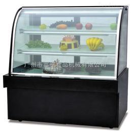 CC-150富祺豪华甜品冷藏展示柜卤菜水果风冷保鲜柜