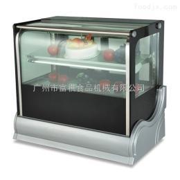 CTR-120豪华台式蛋糕保鲜水果蔬菜冷藏餐点展示柜