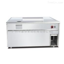 EG-88A电热长方形铁板烧(带抽风)