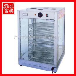 DH-E1比薩熟食旋轉立式保溫柜