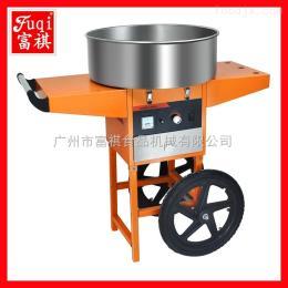 ZA-02富祺电动带车棉花糖机