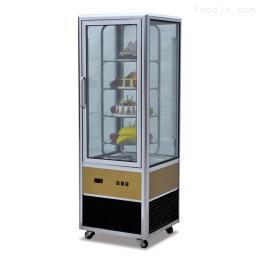 CP-400四面示冷柜立式展示柜