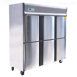 GD-6富祺六门商用厨房冷柜