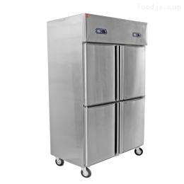 GD-4富祺不锈钢四门商用厨房冷柜