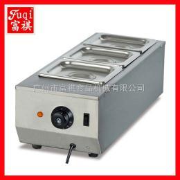 EH-23富祺臺式電熱三盆商用巧克力烤爐