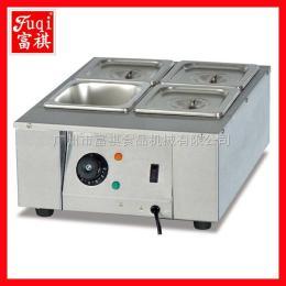 EH-24咖啡店專用臺式電熱四盆商用巧克力烤爐