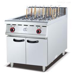 EH-888富祺落地式电煮面炉连柜座组合炉