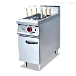 GH-978富祺落地式燃氣煮面機爐連柜座