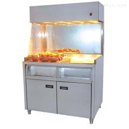 VF-10富祺薯条保温柜立式薯条工作台