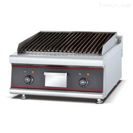 EB-689富祺豪华火山石烧烤炉机器