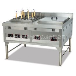 EH-976富祺煮面炉立式喷流式加热电热煮面机