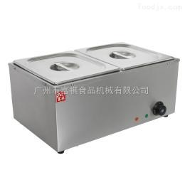 EH-2不锈钢电热保温汤池(二盆)