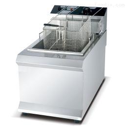 DF-903富祺商用台式单缸单筛电炸炉