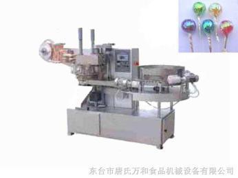 WHB-1000T球形棒糖包装机