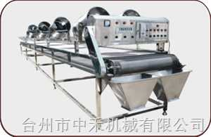 豆腐干摊凉机