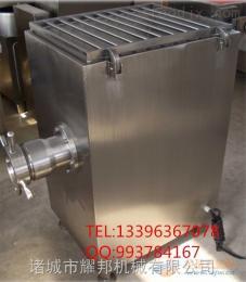 YB-200耀邦全自动香肠加工绞肉机,加厚不锈钢两用绞肉机
