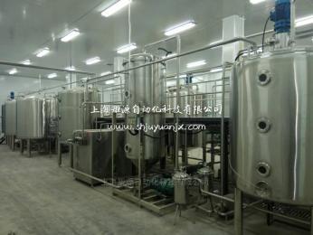 生产型果汁饮料生产线