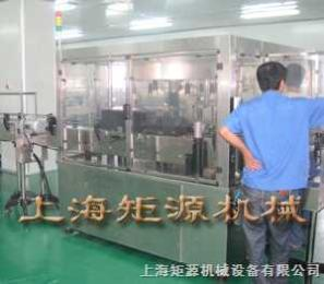 JYR全自动旋转式热熔胶贴标机
