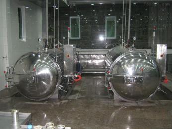 900-1800肉制品深加工生产线、高温蒸煮锅