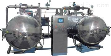 900-1800免锅炉蒸汽加热杀菌设备