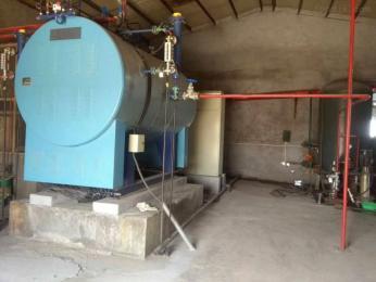 WDR1.0-0.7上海煤改电用1吨电加热蒸汽锅炉