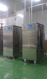 LDR0.035-0.7立式小型电加热蒸汽锅炉
