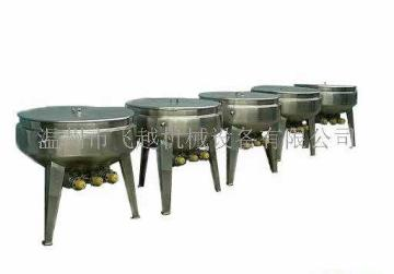 不锈钢电加热立式夹层锅