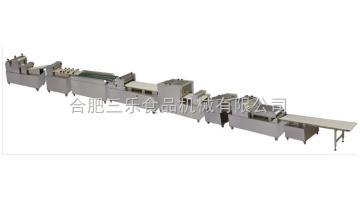 ZLDM-390丹麥面包多功能成型機組