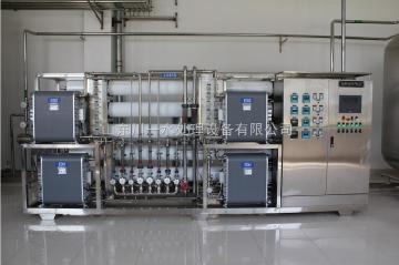 cy超纯水设备应用领域超纯水设备价格山东川一
