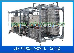 超纯水设备超纯水设备价钱山东川一水处理高纯水设备