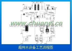 医药EDI超纯水设备-山东川一水处理