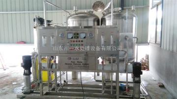 cy全自動純凈水灌裝設備 灌裝設備 川一水處理設備