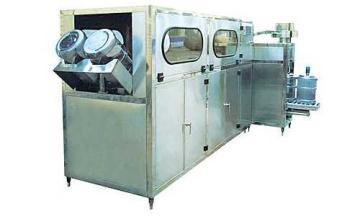 250桶每小时大桶水灌装机