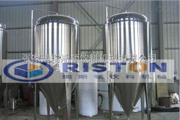 XP啤酒糖化罐、发酵罐设备