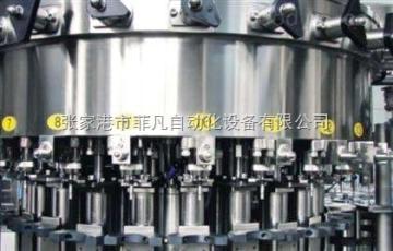 供应全自动可乐饮料灌装机械