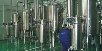 单效外循环浓缩器(酒精回收)
