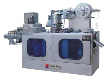 DPB-140C型伺服对标平板式自动泡罩包装机