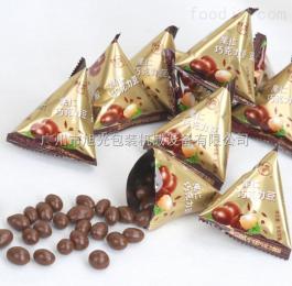 旭光--三角包颗粒包装机休闲食品|糖果|颗粒包装机