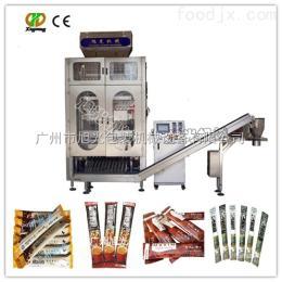 咖啡|白糖|食盐|味精多排颗粒包装机、质量保证。