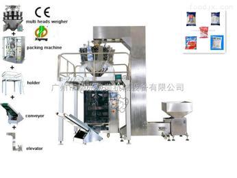 DXD-1000KB大袋裝紅糖|雞精|3合1咖啡粉|黃豆 顆粒包裝機