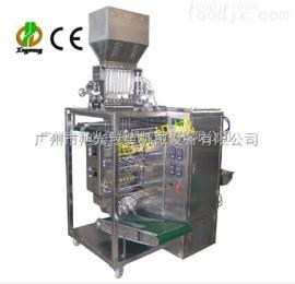 旭光-高速砂糖包装机、8排冲剂包装机、颗粒包装机