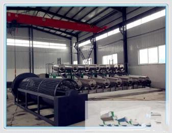 建廠薯類淀粉設備