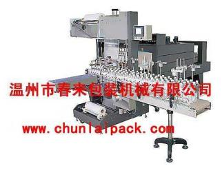 ST6040供应整列收缩包装机 收缩机 袖口式