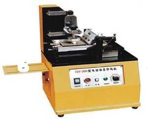 KYD8080電動油墨打碼機