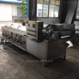 SZ4000專業供應魷魚絲自動漂燙預煮機