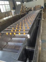 SZ4000热销全自动糯苞米清洗机 甜玉米加工设备