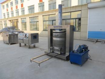 SZ200廠家熱銷全自動藥材壓榨機甘蔗壓榨設備