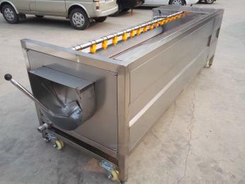 SZ1000专业供应多功能葛根清洗脱皮机