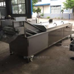 SZ5000玉米清洗預煮線、蔬菜漂燙生產線