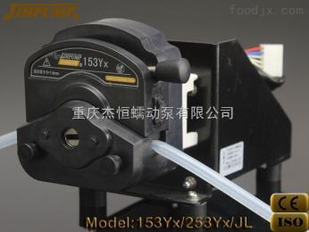 杰恒253Yx/JL型蠕動泵_灌裝蠕動泵